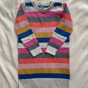 Baby Gap Girl's Striped Sweater Dress